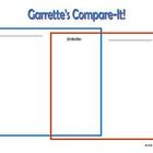 Garrette's Compare-It (Better Than A Venn Diagram!)
