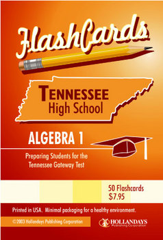 Gateway Tennessee Mathematics Flashcards