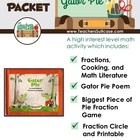 Gator Pie- Fractions, Cooking, and Math Literature