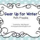 Gear Up for Winter FREEBIE