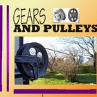 Gears and Pulleys Science Mini Booklet Simple Machines