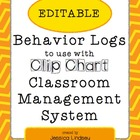 General Clip Chart Behavior System Graph
