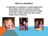 General Introduction to Disabilities for Students