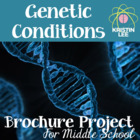 Genetic Disorder Brochure Project