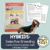 Genetics Project: Selective Breeding and Hybridization Sal