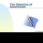 Genetics of Alcoholism PowerPoint Presentation Lesson Plan