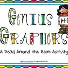 Genius Graphers: A Read Around the Room Activity