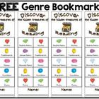 Genre Bookmark
