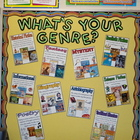 Genre Posters - Essential to teaching your students about genres!