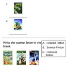 Genre Quiz 2 (visual learners)