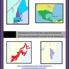 Geographic Factors Influenced European Exploration and Set
