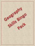 Geography Bingo Value Pack