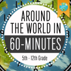 Geography Game: Around The World (Countries and Continents)