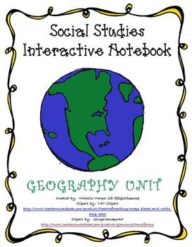 Geography Interactive Notebook Fun