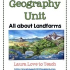 Geography Landform Unit