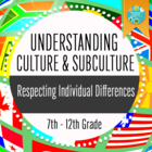 Geography: Understanding Culture and Subculture