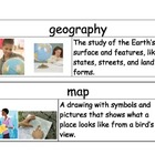 Geography Vocabulary Cards