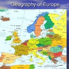 Geography and Culture of Europe Powerpoint
