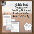 Geography of the Middle East Reading Guides & Environment