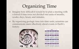 Geologic Time (An Overview)