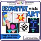 GeomARTry - Linking Math and Art