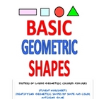 Geometric Basic Shapes