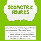 Geometric Figures Reference Book {Student Version Included}