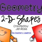 Geometry: 2-D Shapes