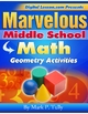 Geometry Activities eBook for Middle School Math