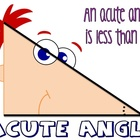 Geometry Angles with Phineas &amp; Ferb
