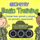 Geometry Basic Training {3-6 Common Core}