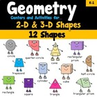 Geometry Centers/Activities K-2