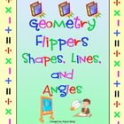 Geometry Flippers - Lines and Angles