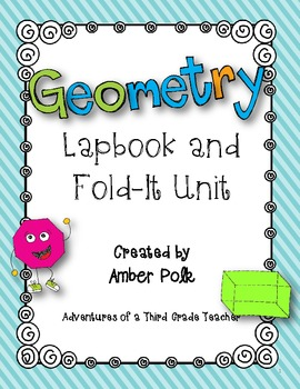 Geometry Lapbook Unit