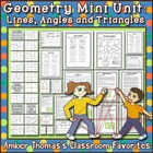 Geometry Mini Unit: Lines, Angles, Triangles