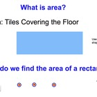 Geometry Perimeter and Area