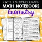 Geometry Printables for K-2 Math Journals
