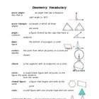 Geometry Study Guide