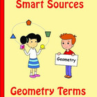 Geometry Terms: Student Reference Set