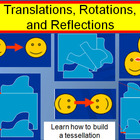 Geometry Transformations:  Translations, Rotations, and Re