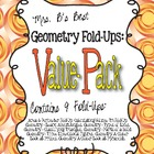 Geometry Fold-Up Value Pack