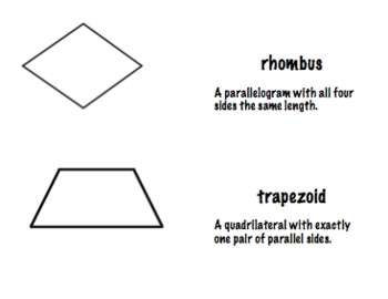 Geometry Vocabulary  Flash Cards -- Testing time is coming!
