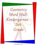 Geometry: Word Walls