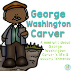 George Washington Carver: A Craftivity