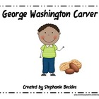 George Washington Carver - Social Studies (Black &amp; White)