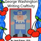George Washington Writing Craftivity with Literacy and Mat