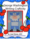 George Washington Writing Craftivity with Literacy Activit