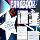 George Washington Fakebook Facebook Page Quotes