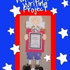 George Washington Writing Project for Elementary Students