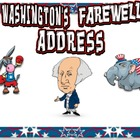 George Washington's Farewell Address Comic